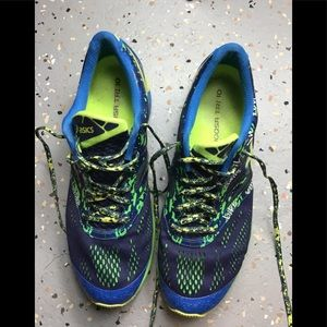 ASICS gel noosa tri 10 athletic shoes size 12